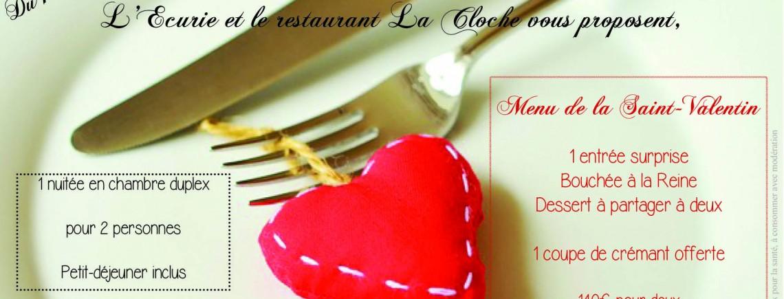 Invitation Saint-Valentin